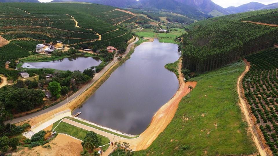 Seag faz vistoria em barragens de Jaguaré e Sooretama nesta terça-feira (29)